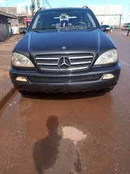 Mercedes-Benz ML 2004