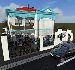 Étude - plan - conception projet immobilier