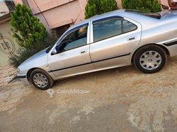 Location Peugeot 406 2004