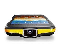 Téléphone Samsung projecteur
