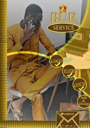 Service infographe