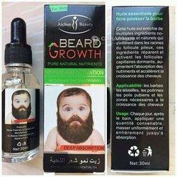 Produit pousse barbe