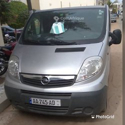 Opel Vivaro 2012
