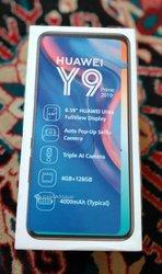 Huawei Y9 prime - 128gb
