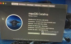 PC MacBook Pro - core i5