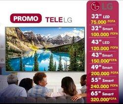 Télévisions LG - 24 à 86 pouces