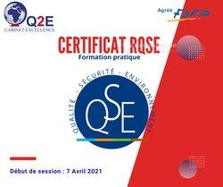 Formation RQSE