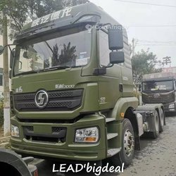 Tracteur routier chinois 6x4 - 02 ponts