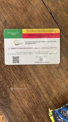 Registre de commerce - numéro IFU