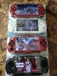 PSP + 15 Jeux