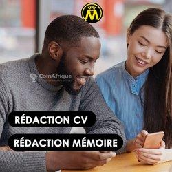Conception de CV + mémoire