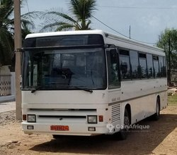 Location bus - 55 places