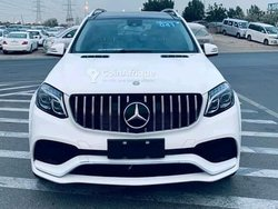 Mercedes-Benz GL500 2019