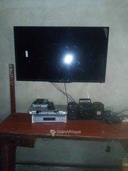 "TV plasma Samsung 49"""