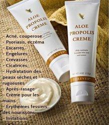 Crème aloe Propolis