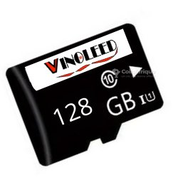 Carte mémoire 128Gb