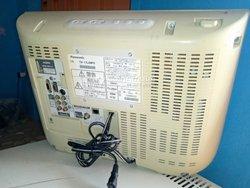 TV plasma 17 pouces