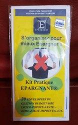 Livre kit Pratique d'Épargne