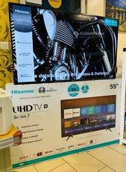 TV Hisence 55 pouces