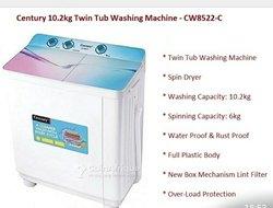 Machines à laver Century