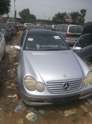 Mercedes-Benz C 230 2001