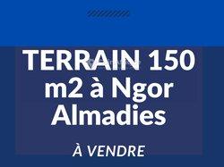 Terrains agricoles 150 m2 - Sicap liberté