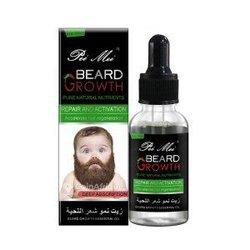 Huile de barbe et cheveux