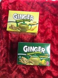 Thé ginger