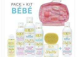 Produits cosmétiques bébé