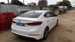Location Hyundai Elantra 2017