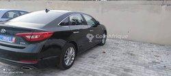 Location Hyundai Sonata 2020