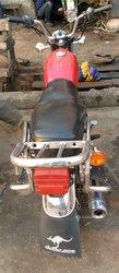 Moto Sanili CG 125 2021