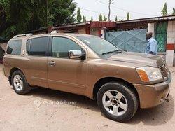 Nissan Pathfinder Armada 2008