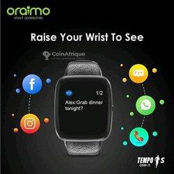 Smart Watch OSW