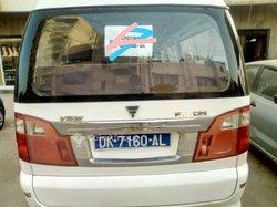 Minibus Foton