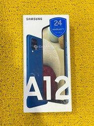 Samsung Galaxy A12 64 gigas