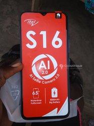 Itel S 16