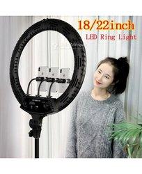 Selfie Ring Light led 18 Pouces