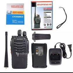 Talkie-walkie - 2 pièces