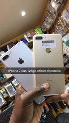 iPhone 7+  - 128go