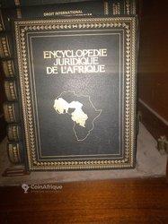 Encyclopédie juridique de l'Afrique