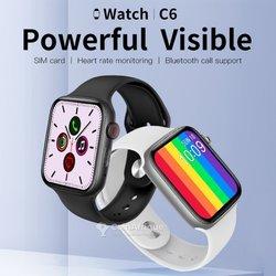 Montre connectée Smart watch c6