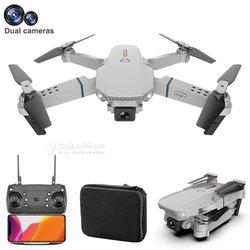 Drone pliable à double caméra 1080p -  wifi fpv grand angle - eachine e88