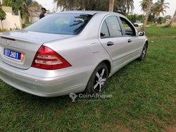 Mercedes C200 2002