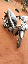 Moto Wave S Honda sport 2020