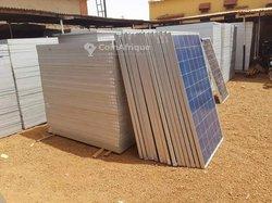 Équipements solaires