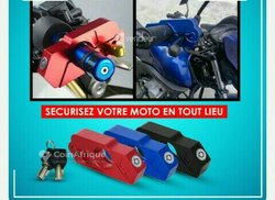 Cadenas anti-vol moto Combiz