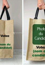 Sac Votez pour moi