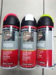 Spray pour marquage chantier