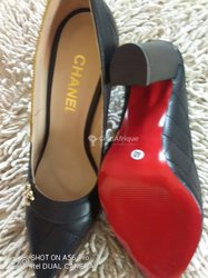 Chaussures femme Chanel